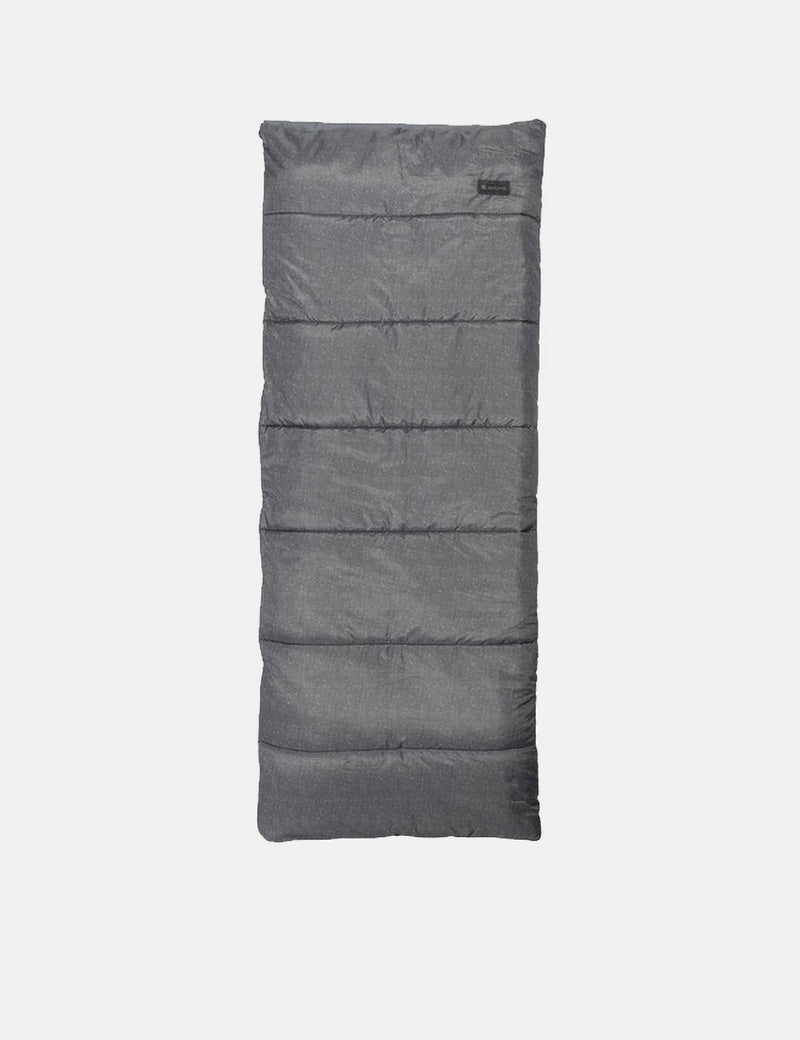 Snow Peak Entry Sleeping Bag - Grey