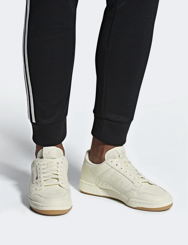 adidas Originals Continental 80 (BD7975) - Off White/Raw White/Gum