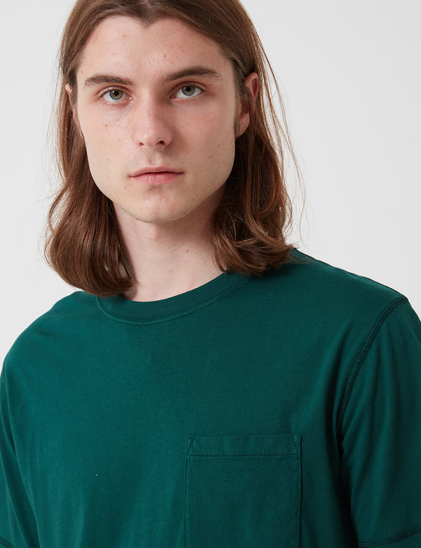 Bhode Besuto T-Shirt - Forest Green
