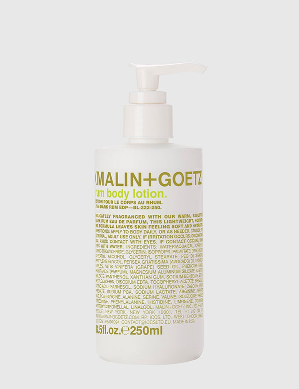Malin+Goetz Body Lotion - Rum