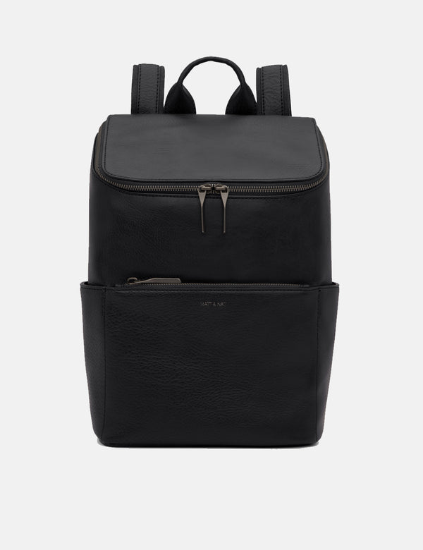 Matt & Nat Brave Backpack - Black