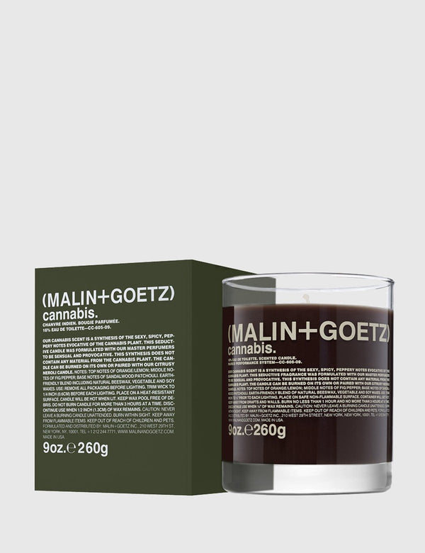 Malin+Goetz Candle - Hemp