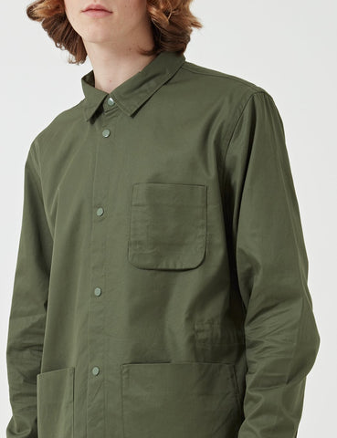 Folk Painters Jacket - Military Green
