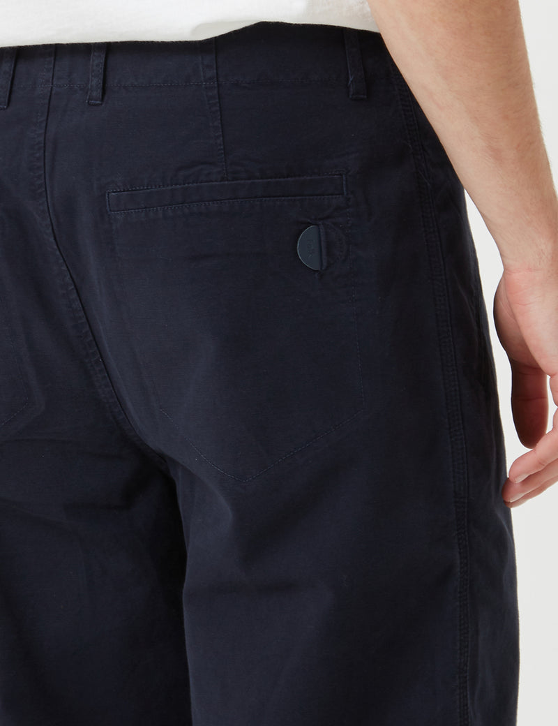 Folk The Assembly Trousers - Navy Blue