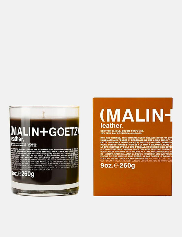 Malin+Goetz Candle (260g) - Leather