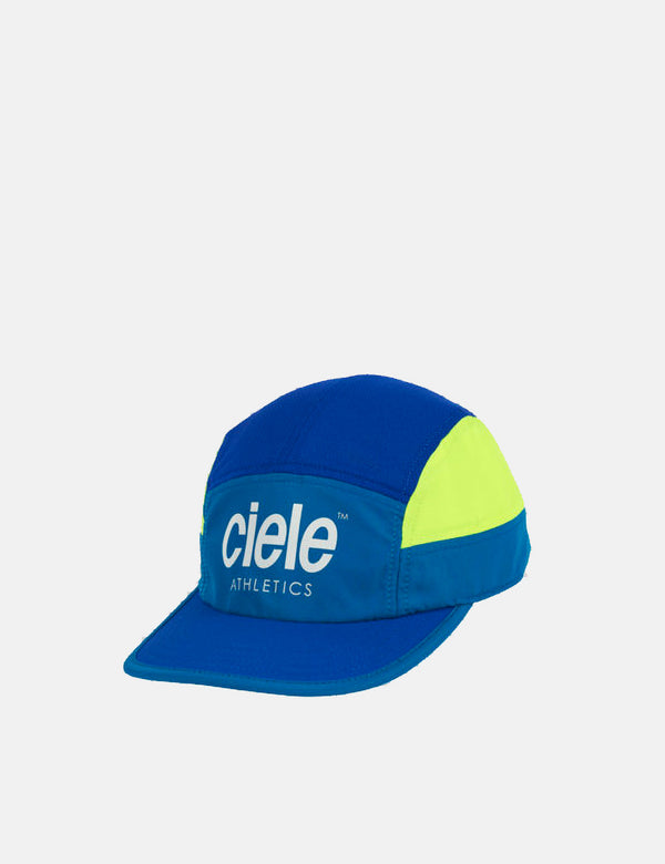 Ciele Athletics GOCap SC Cap (Seawall) - Blue/Yellow