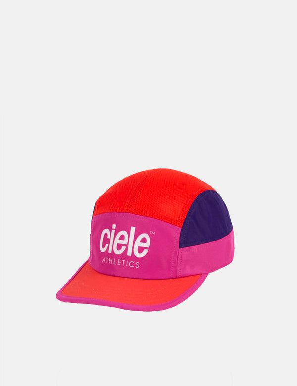 Ciele Athletics GOCap SC Cap (Chaka) - Pink/Blue/Orange
