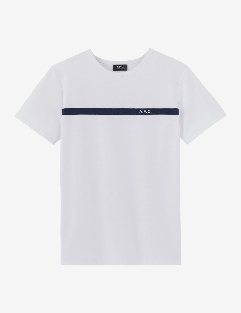 A.P.C. Yukata T-shirt - White - Article