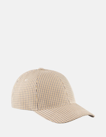 A.P.C. Casquette Alex Cap - Dark Beige - Article