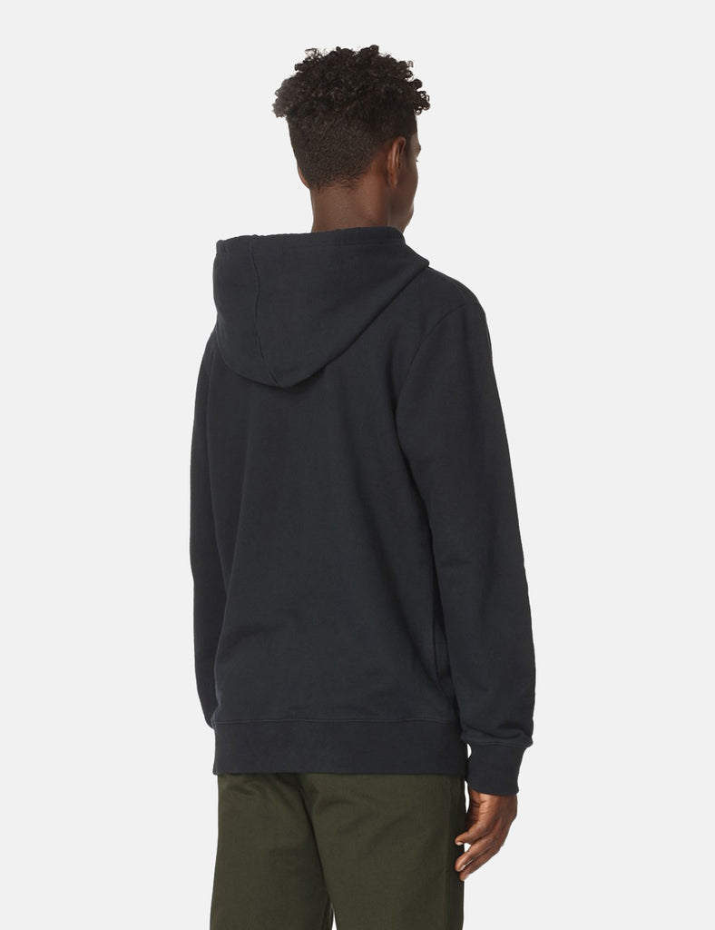 A.P.C. Jean Hooded Sweatshirt - Black - Article