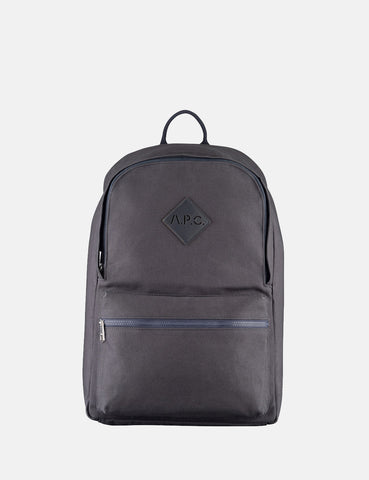 A.P.C. Sac A Dos Sadie Backpack - Dark Navy Blue - Article