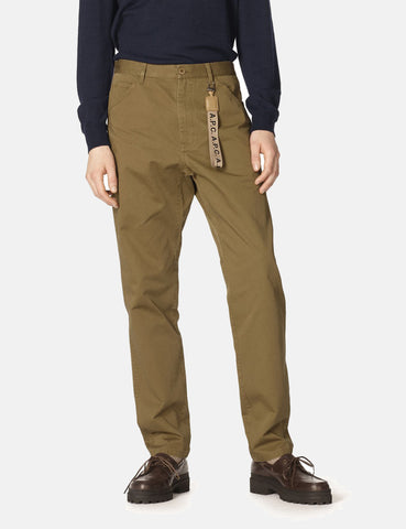 A.P.C. Kingsten Pants - Khaki Brown
