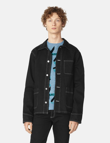 A.P.C. Aaron Jacket - Black