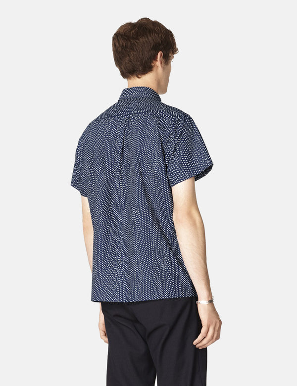 A.P.C. Cippi Shirt - Navy Blue