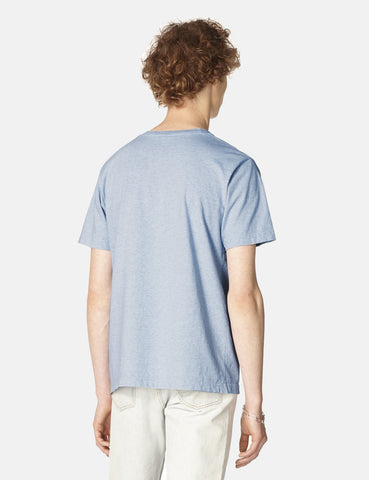 A.P.C. Barrington T-Shirt - Blue