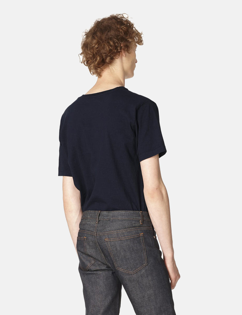 A.P.C. Tremaine T-Shirt - Dark Navy Blue