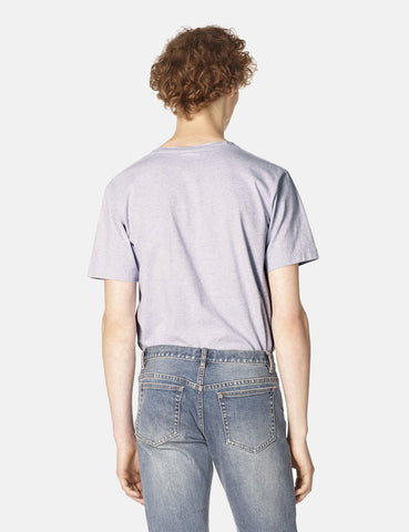 A.P.C. Arrol T-Shirt - Violet Purple