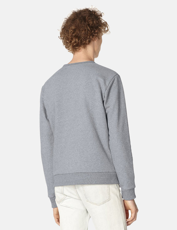 A.P.C. Sherman Sweatshirt - Grey