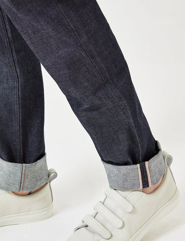 A.P.C. Petit New Standard Jeans (Slim Tapered) - Indigo Blue - Article