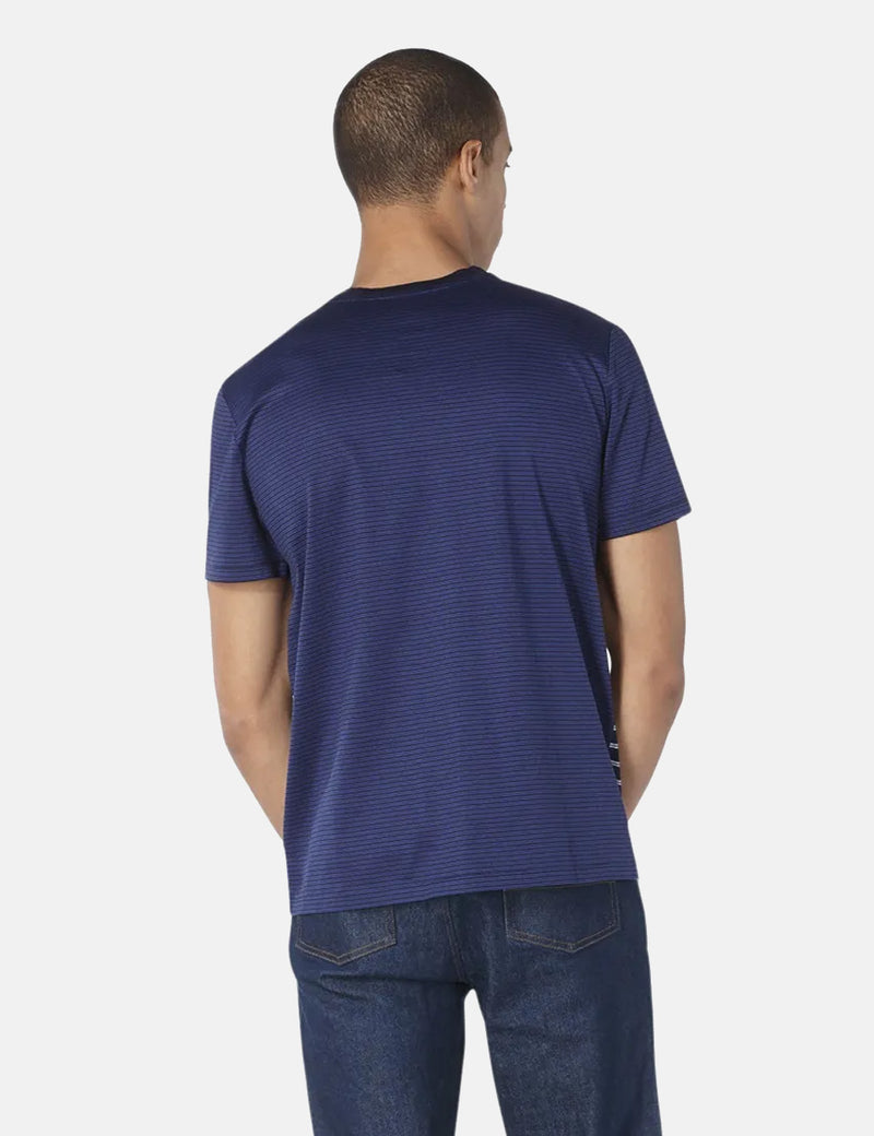 A.P.C. Joan T-Shirt - Dark Navy Blue
