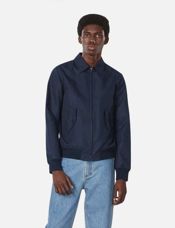A.P.C. Gaspard Jacket - Navy Blue