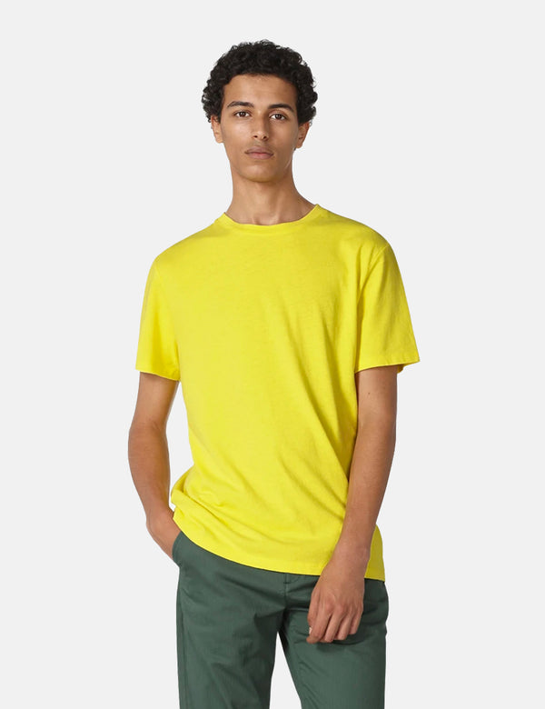 A.P.C. Paolo T-Shirt - Yellow