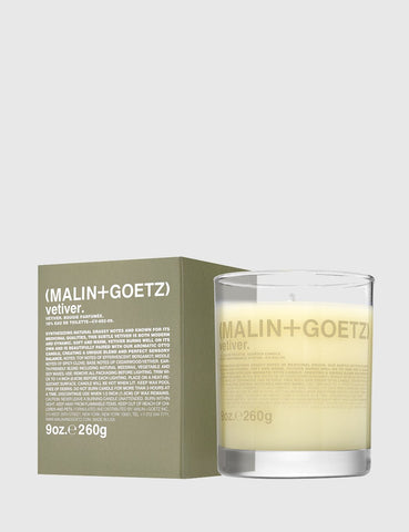 Malin+Goetz Candle - Vetiver