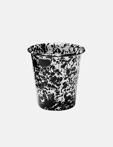 Crow Canyon Marble Tumbler (Short)  - Black - Article