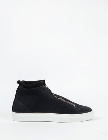 Diemme Fontesi Hi Trainers (Suede) - Black