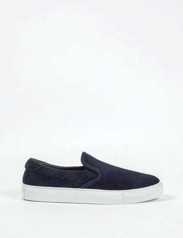 Diemme Garda Slip-On (Suede) - Baltic Navy