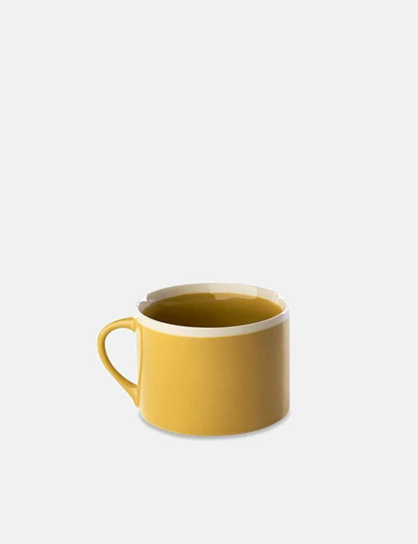 Nkuku Datia Mug (Large, Short) - Mustard
