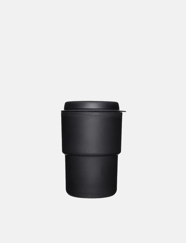 Rivers Wallmug Demita Coffee Cup - Black