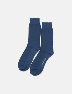 Democratique Originals Champagne Knit Socks - New Blue - Article