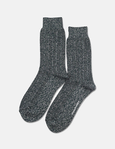 Democratique Relax Bubble Socks - Forrest Green - Article