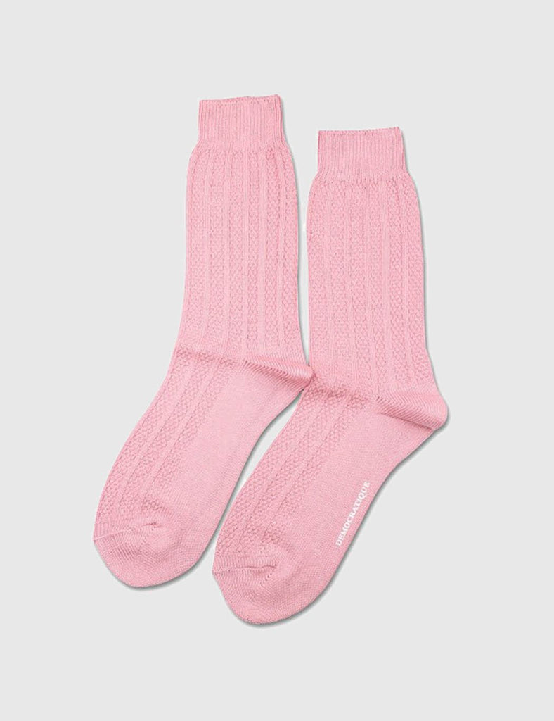 Democratique Relax Bubble Socks - Pink - Article