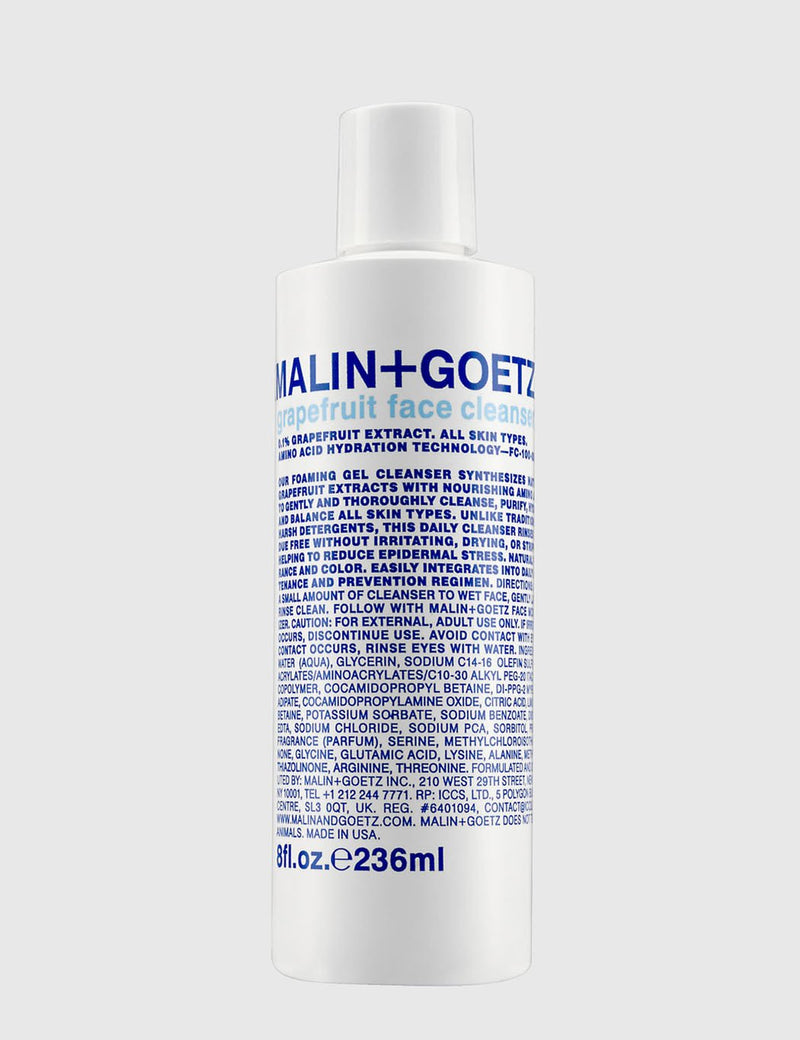 Malin+Goetz Face Cleanser - Grapefruit