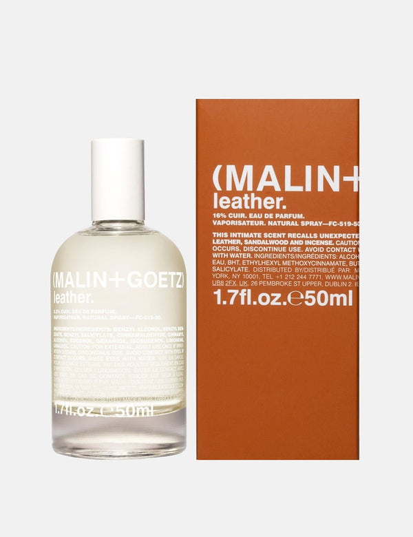 Malin+Goetz Eau de Parfum (50ml) - Leather