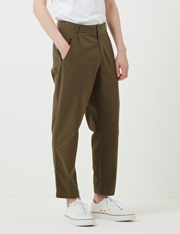 Folk The Assembly Trousers - Khaki