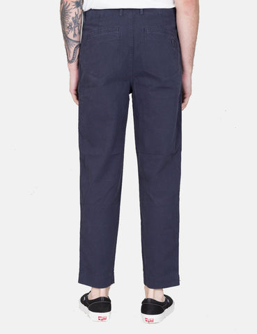 Folk The Assembly Trousers - Washed Navy