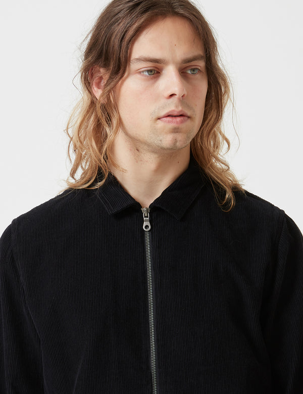 Folk Signal Jacket - Black