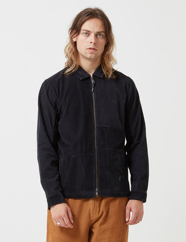 Folk Fraction Jacket - Charcoal Grey
