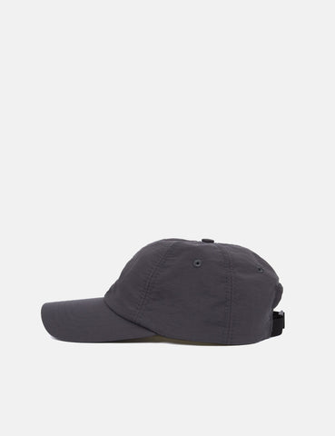 Folk 6-Panel Cap - Graphite Grey