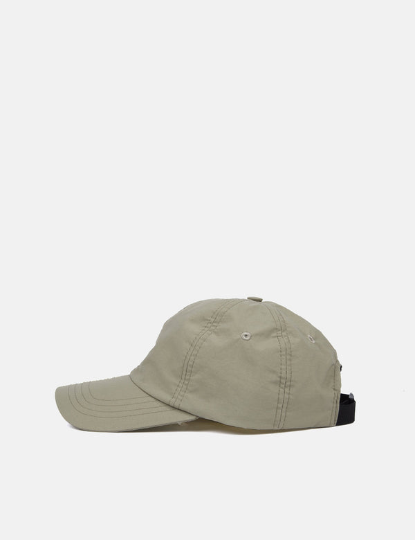 Folk 6-Panel Cap - Pale Olive Green