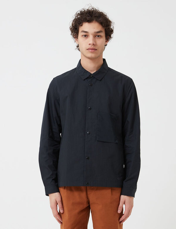 Folk Stack Jacket - Black