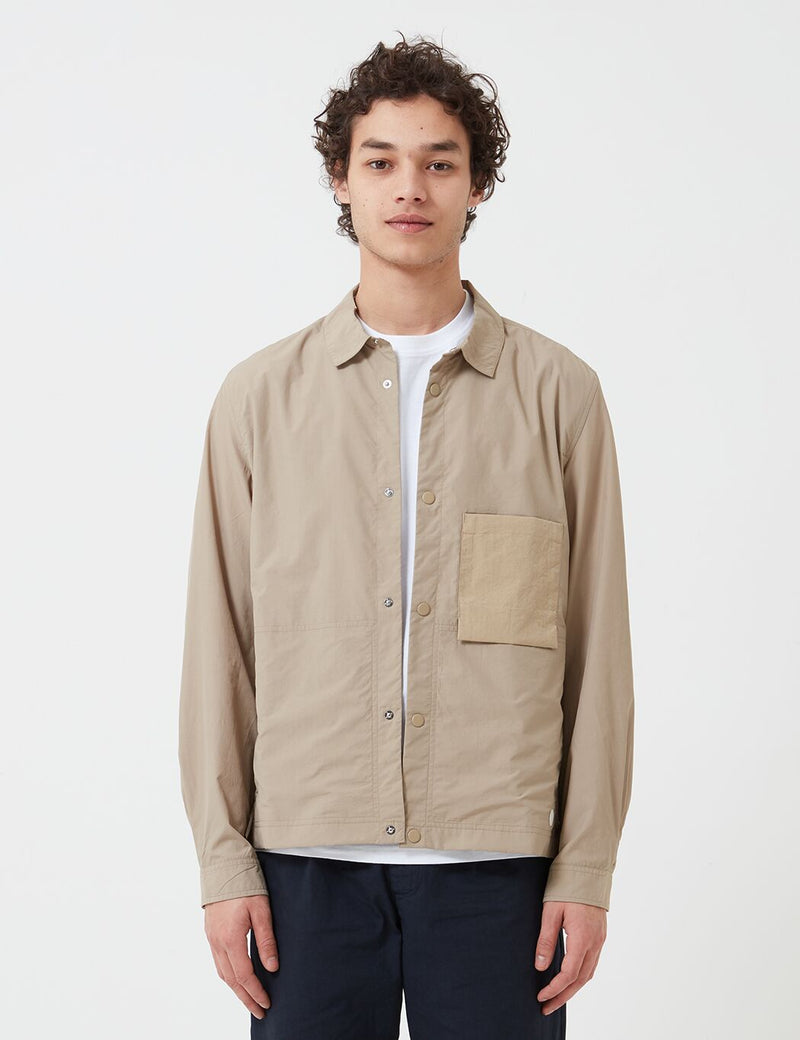 Folk Stack Jacket - Fog