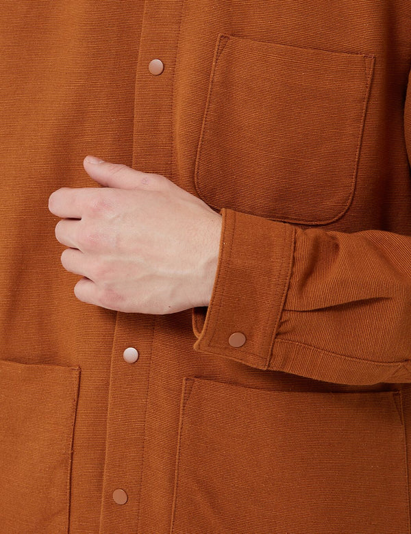 Folk Assembly Jacket - Teak