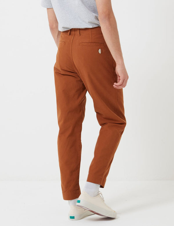 Folk Assembly Trousers - Teak