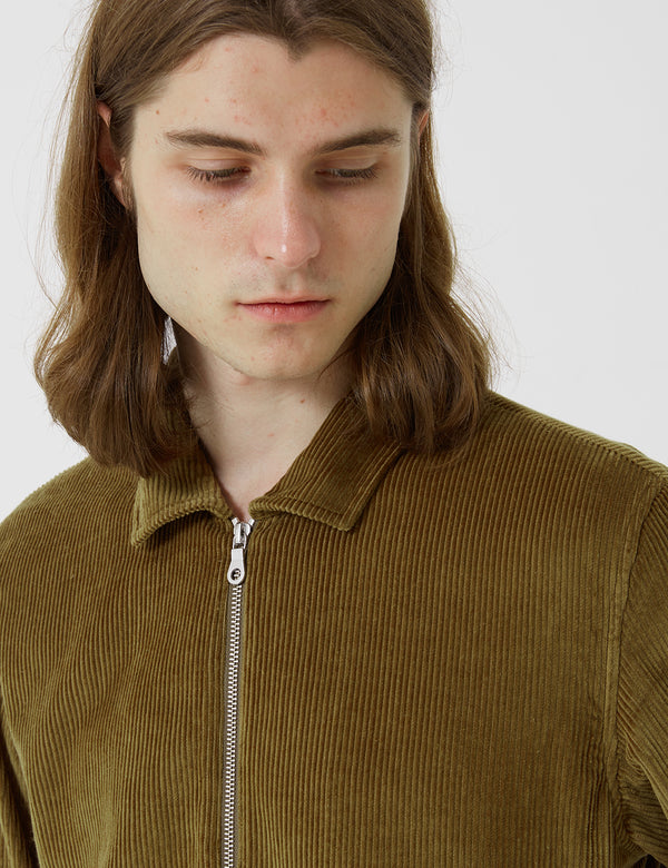 Folk Signal Jacket - Tobacco