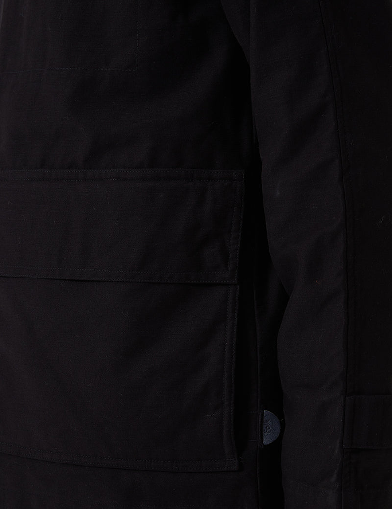 Folk Alber Jacket - Black