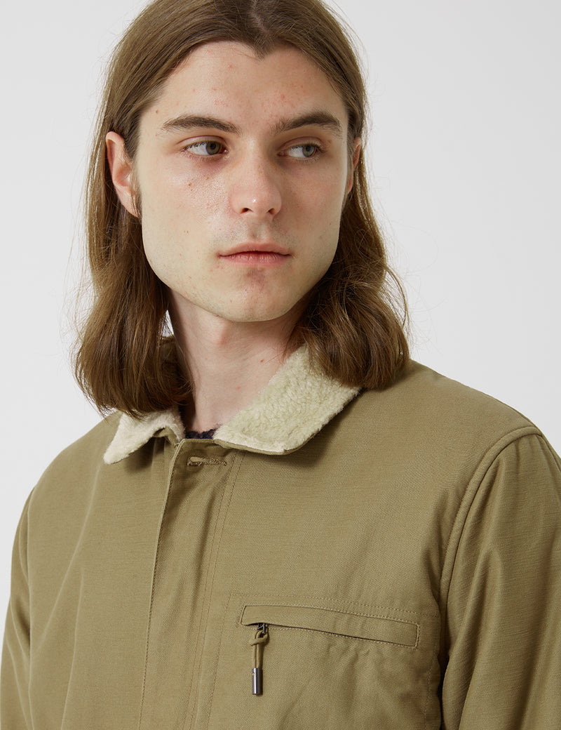 Folk Alber Jacket - Tan